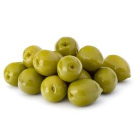 زيتون أخضر مغربي بشلوني (وزن)