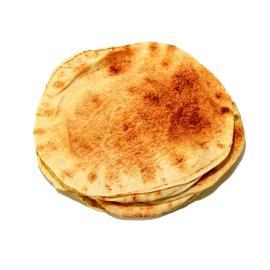 خبز لبناني 4 حبة