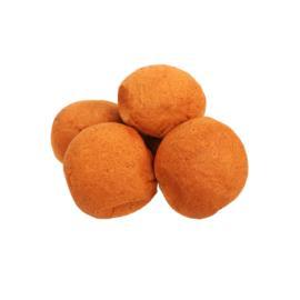 خبز برجر بر 4 حبة