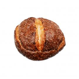 خبز فرنسي مدور