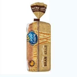 لوزين خبز توست نخالة 615جم