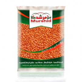 بن مرشد عدس احمر 1 كجم