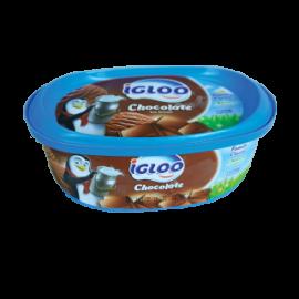 اكلوو ايس كريم شوكولاتة 1 لتر