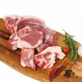 لحم غنم طازج (وزن)