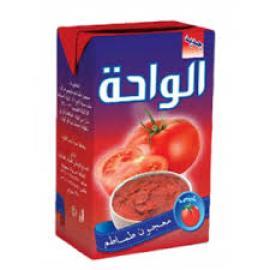 الواحة معجون طماطم 135جم