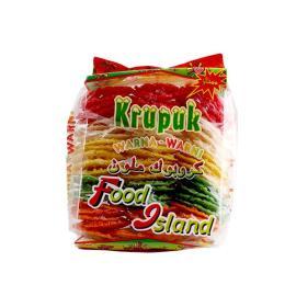 جزيرة الغذاء كروبوك ملون 500جم