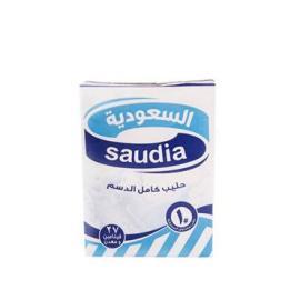 السعودية حليب كامل الدسم 125مل