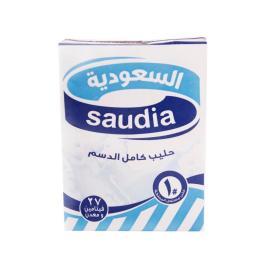 السعودية حليب كامل الدسم 200مل