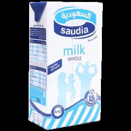 السعودية حليب كامل الدسم 500مل