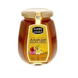 الشفاء عسل طبيعي 250جم