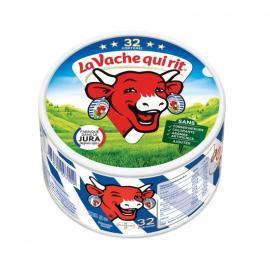البقرة الضاحكة جبنة مثلثات 32 حبة 480جم