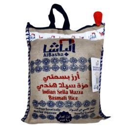 الباشا ارز مزة بسمتي 10 كجم