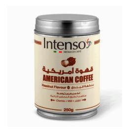انتينسو قهوة امريكية بندق 250جم