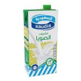 السعودية مشروب صويا 1 لتر