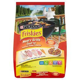 فريسكيز طعام قطط لحم مشوي 3 كجم