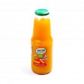 الصافي عصير برتقال عضوي 250مل