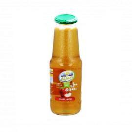 الصافي عصير تفاح عضوي 250مل