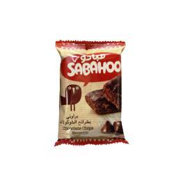 صباحو براوني بشرائح شوكولاتة 50جم