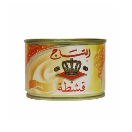 التاج قشطة عسل 155جم