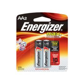 انرجايزر ماكس AA بطارية 2×1.5 فولت