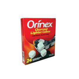 اورينكس مولع فحم مكعبات 24 حبة