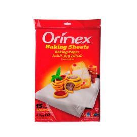 اورينكس ورق زبدة 52م×40سم 15 حبة