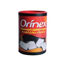 اورينكس مولع فحم مكعبات 50 حبة
