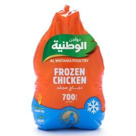 الوطنية دجاج مجمد 700جم