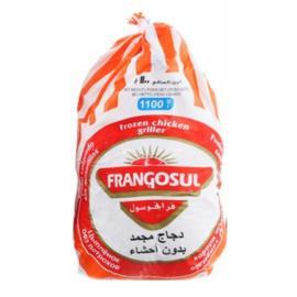 فرانجوسول دجاج مجمد 1100جم