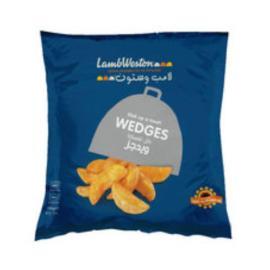 لامب وستون بطاطس ويدجز 2.5 كجم