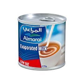 المراعي حليب مركز قليل الدسم 170جم