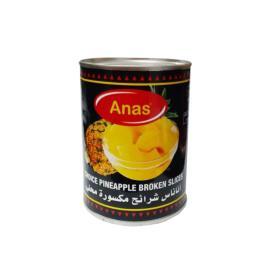 انس اناناس شرائح 565جم