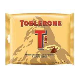 توبليرون شوكولاتة حليب 200جم كيس