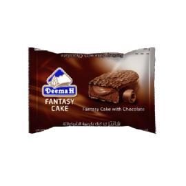 ديمه فانتزي كيك شوكولاتة 40جم