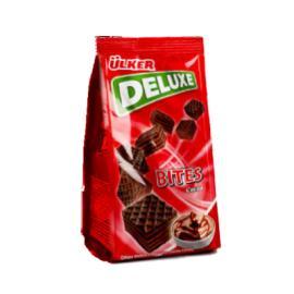 اولكر ديلوكس بيتس ويفر شوكولاتة 124جم