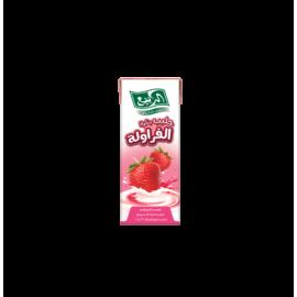 الربيع حليب فراولة 200مل