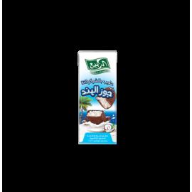 الربيع حليب شوكولاتة جوز الهند 200مل