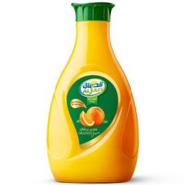 الصافي عصير برتقال بدون سكر 1.5 لتر