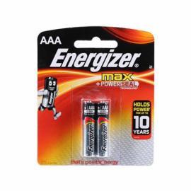 انرجايزر ماكس AAA بطارية 2×1.5 فولت