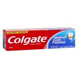 كولجيت معجون اسنان عادي 100مل