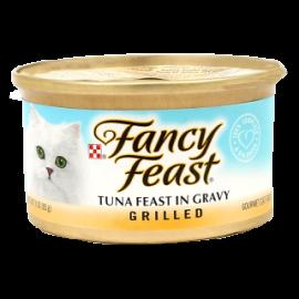 فانسي فيست طعام قطط تونة 85جم