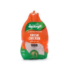 الوطنية دجاج طازج 1000جم