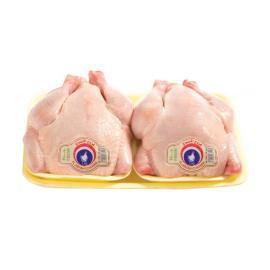 الاسياح دجاج طازج 2×500جم