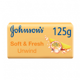 جونسون صابون استرخاء 125جم