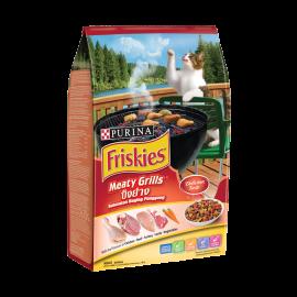فريسكيز طعام قطط لحم مشوي 1.2 كجم