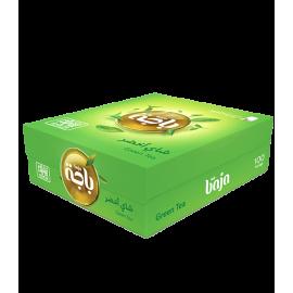 باجة شاي اخضر 100 كيس